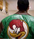 Young Rock Woody Woodpecker Jacket