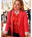 Zoey's Extraordinary Playlist Jane Levy Blazer