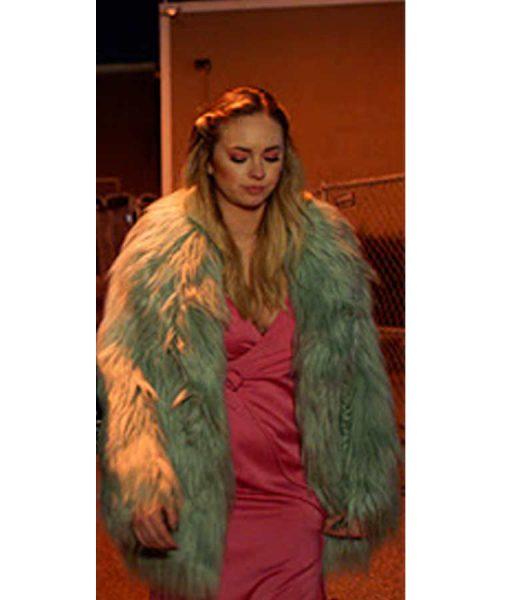 1 Night In San Diego Brooklyn Fur Jacket