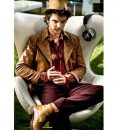 Andrew Lee Potts Alice Hatter Leather Jacket