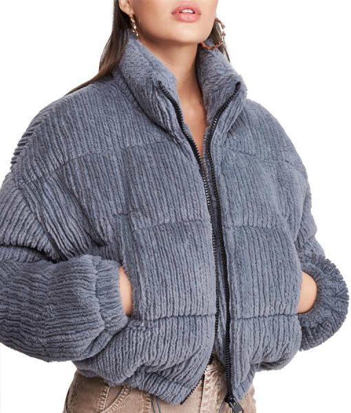 Beartown Maya Andersson Corduroy Cropped Jacket
