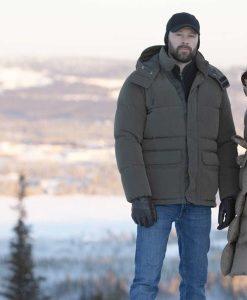 Beartown Ulf Stenberg Hooded Jacket