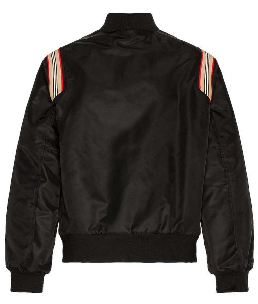 Bold and the Beautiful Bomber Jacket
