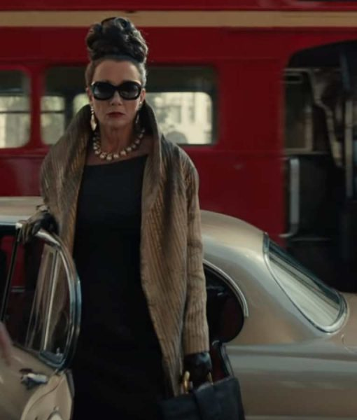 Cruella 2021 Baroness Tailcoat