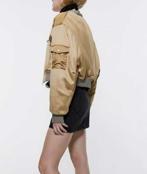 L.A.'s Finest S02 Sydney Burnett Cropped Jacket