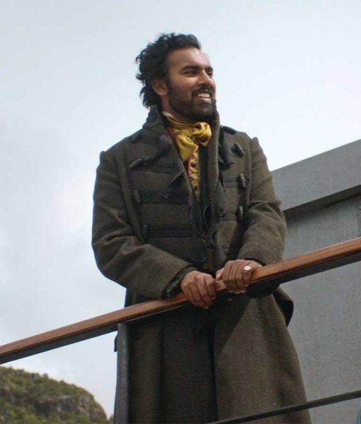 Himesh Patel The Luminaries 2021 Coat