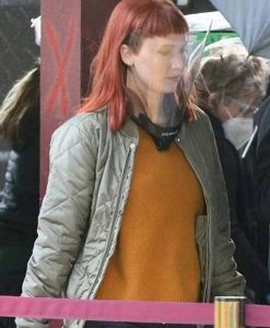 Jennifer Lawrence Don't Look Up Jacket
