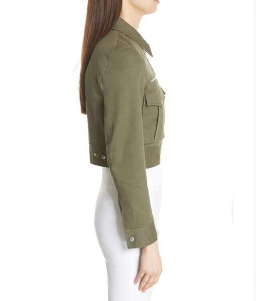Macgyver S05 Desi Nguyen Cropped Jacket