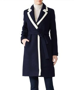 Meghan Markle Wrap Coat