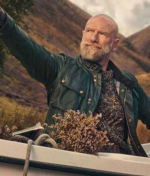 Men In Kilts A Roadtrip With Sam And Graham McTavish Leather Jacket