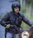 Men In Kilts A Roadtrip With Sam And Graham Sam Heughan Leather Jacket
