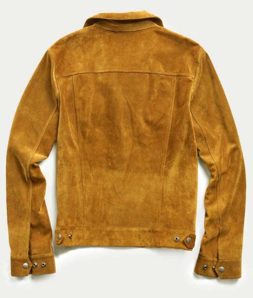 Riverdale S05 KJ Apa Suede Leather Jacket