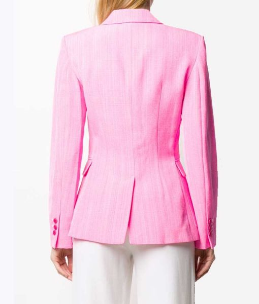 Riverdale Season 05 Cheryl Blossom Pink Blazer