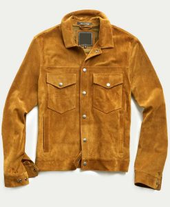 Riverdale S05 Archie Andrews Suede Leather Jacket