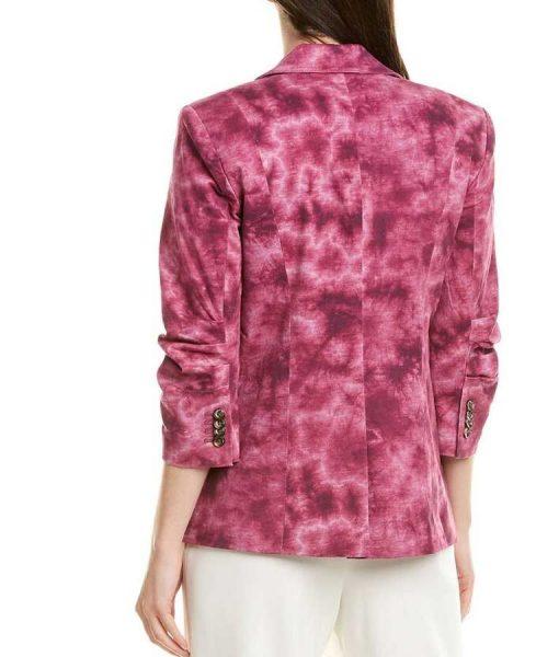 Toni Topaz Riverdale S05 Vanessa Morgan Pink Blazer