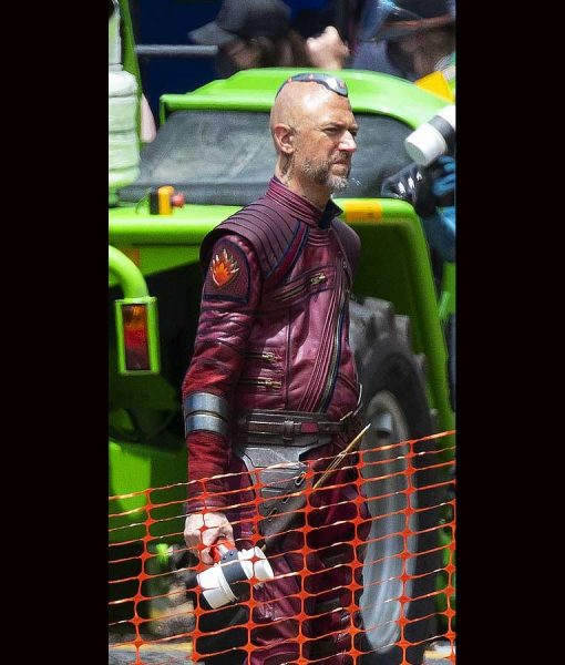 Thor Love Thunder 2022 Kraglin Jacket