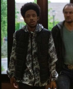Silk Road Rayford Black Vest