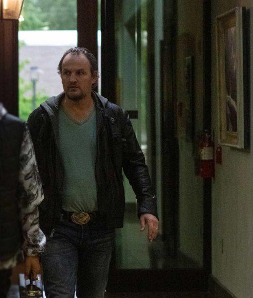 Silk Road Rick Bowden Leather Jacket