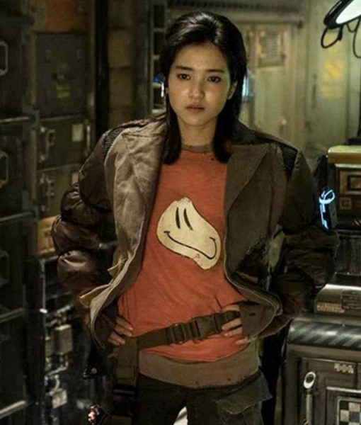 Space Sweepers 2021 Captain Jang Jacket