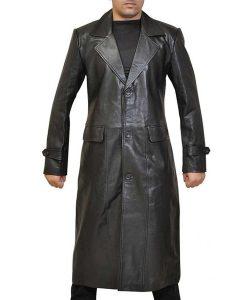 Smallville Clark Kent Superman Leather Coat