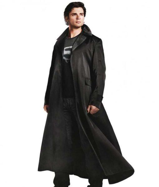 Superman Smallville Clark Kent Coat