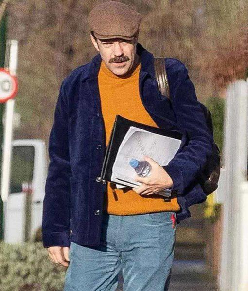 Ted Lasso Velvet Jacket