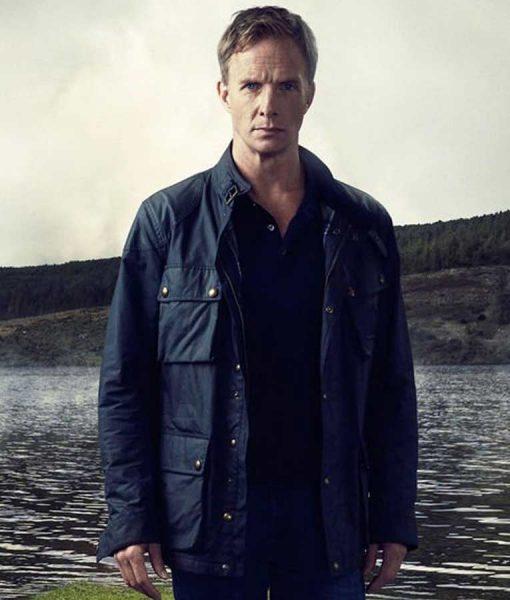 The Drowning Mark Black Jacket