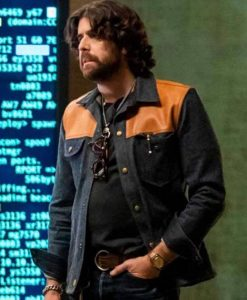 The Equalizer 2021 Adam Goldberg Jacket