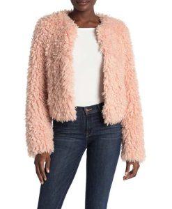 The Equalizer 2021 Delilah McCall Fur Jacket