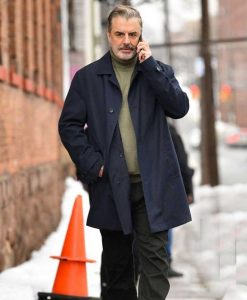 The Equalizer 2021 Chris Noth Cotton Coat