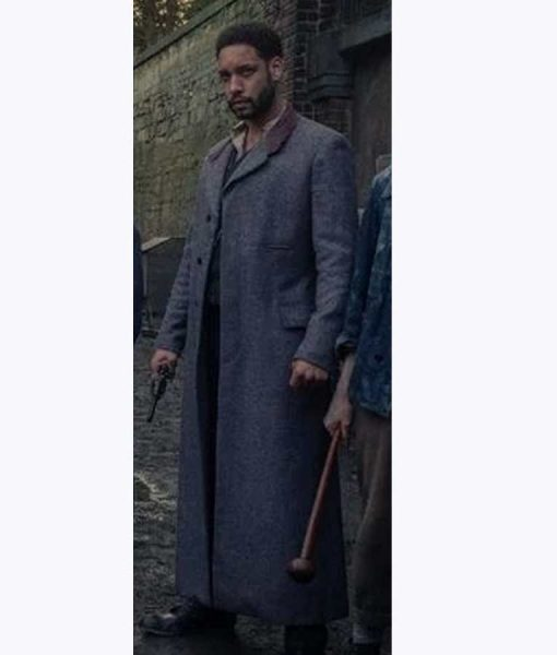 The Irregulars John Watson Coat