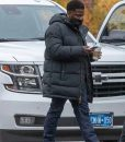 The Man From Toronto 2021 Kevin Hart Puffer Jacket
