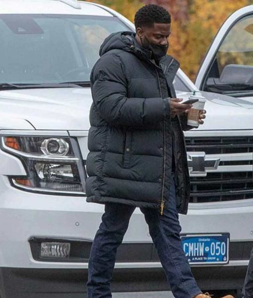 The Man From Toronto Kevin Hart Puffer Jacket