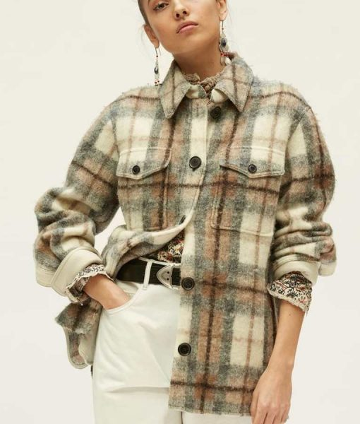 The Unicorn S02 Shannon Plaid Jacket
