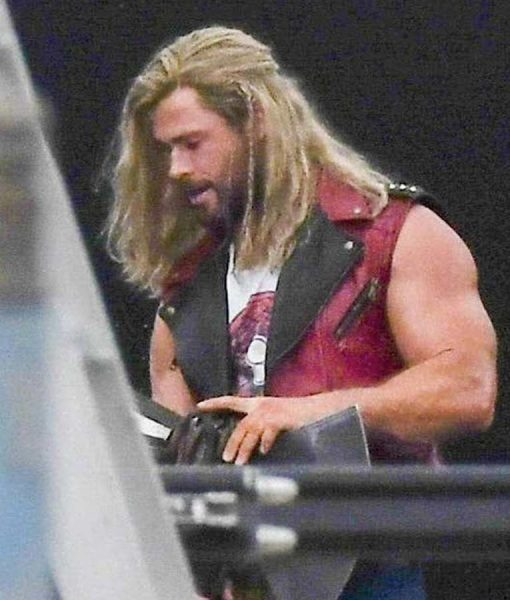 Thor Love and Thunder (2022) Vest