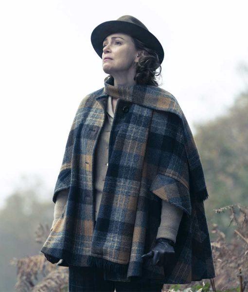 To Olivia 2021 Patricia Neal Plaid Jacket