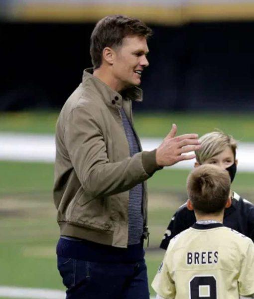 Tom Brady Post Game Jacket
