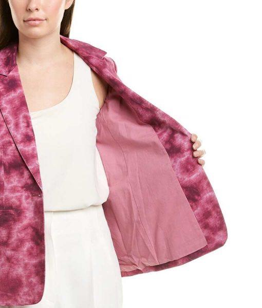 Riverdale Season 05 Toni Topaz Pink Blazer