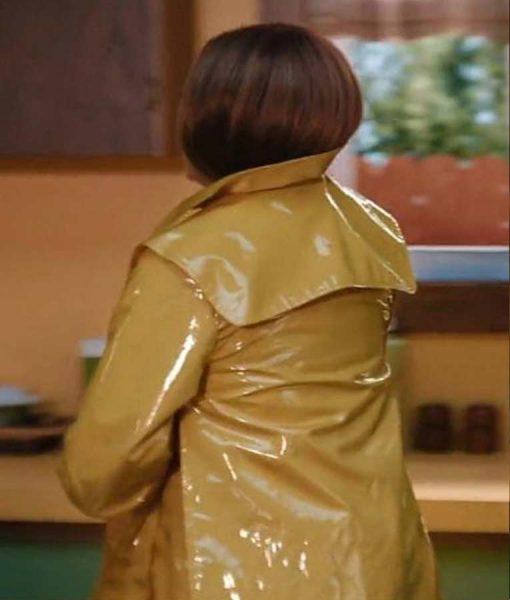 WandaVision Elizabeth Olsen Duster Coat