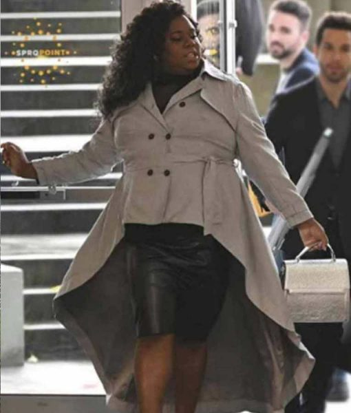 Zoey's Extraordinary Playlist S02 Alex Newell Coat