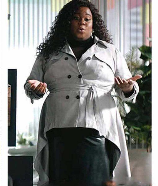 Zoey's Extraordinary Playlist S02 Alex Newell Grey tailcoat