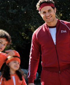 2021 Yes Day Edgar Ramírez Tracksuit
