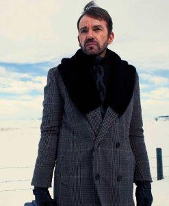 Billy Bob Thornton Fargo Lorne Malvo Coat With Fur Collar