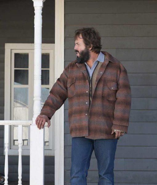 Fargo S02 Bear Gerhardt Plaid Jacket