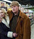 Jesse Plemons Fargo Ed Blumquist Suede Leather Jacket