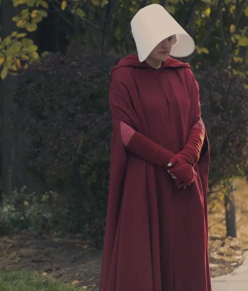 The Handmaid's Tale June Osborne Hooded Gown