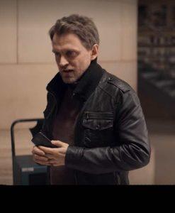 Lupin 2021 Capitaine Romain Laugier Jacket
