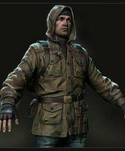 S.T.A.L.K.E.R. 2 Rookie Stalker Jacket