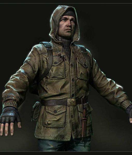 S.T.A.L.K.E.R. 2 Rookie Stalker Jacket With Hood