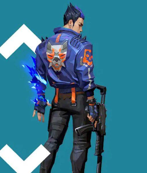 Valorant Yoru Bomber Jacket